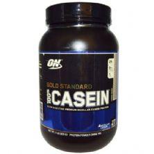 Gold Standard 100% Casein - 909g Chocolate - Optimum Nutrition