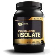 Gold Standard 100% Isolate - 1320g Rich Vanilla - Optimum Nutrition
