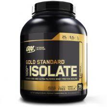 Gold Standard 100% Isolate - 2280g Rich Vanilla - Optimum Nutrition