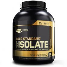 Gold Standard 100% Isolate - 2320g Chocolate Bliss  - Optimum Nutrition