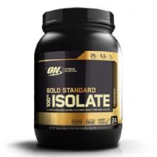Gold Standard 100% Isolate - 744g Chocolare Bliss - Optimum Nutrition