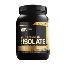 Gold Standard 100% Isolate - 744g Rich Vanilla - Optimum Nutrition