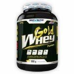 Gold Whey - 900g Baunilha - Body Nutry