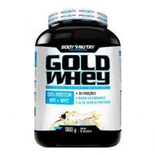 Gold Whey - 900g Creme de Baunilha - Body Nutry