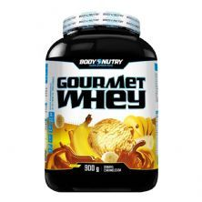 Gourmet Whey - 900g Banana Caramelizada - Body Nutry