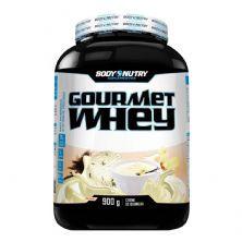 Gourmet Whey - 900g Creme de Baunilha - Body Nutry