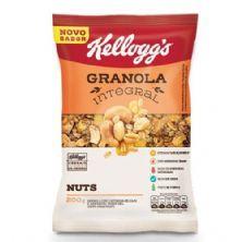 Granola Integral - 200g Nuts - Kellogg's
