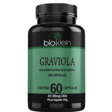 Graviola - 60 Cápsulas - Bioklein