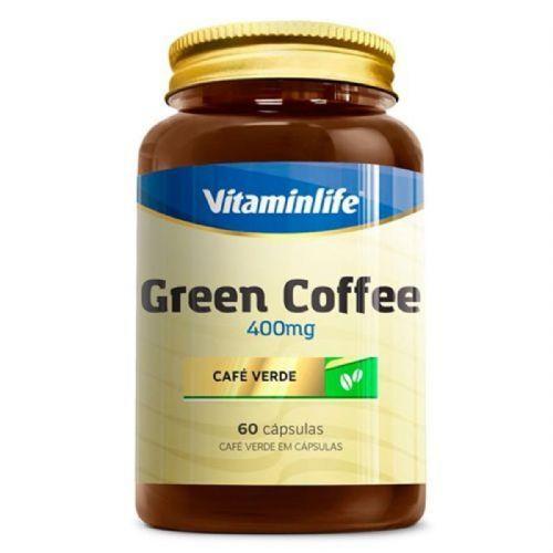 Green Coffee - 60 Cápsulas - Vitaminlife no Atacado
