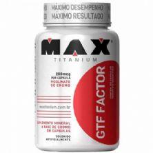 GTF Factor (100 caps) - Max Titanium