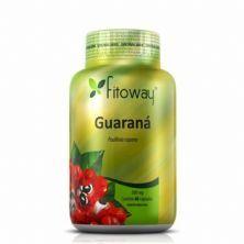 Guarana 500mg - 60 Cápsulas - Fitoway