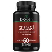 Guaraná - 60 Cápsulas - Bioklein