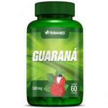 Guarana - 60 Cápsulas - Herbemed