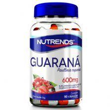 Guaraná -  90 Cápsulas - Nutrends
