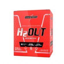 H2Out Diuretic - 30 sachês de 7g Maçã com Canela - Integralmédica