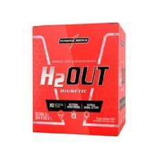 H2Out Diuretic - 30 Sticks de 7g Pêssego - Integralmédica