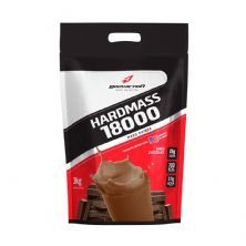 Hard Mass 18000 - 3000g Chocolate - BodyAction