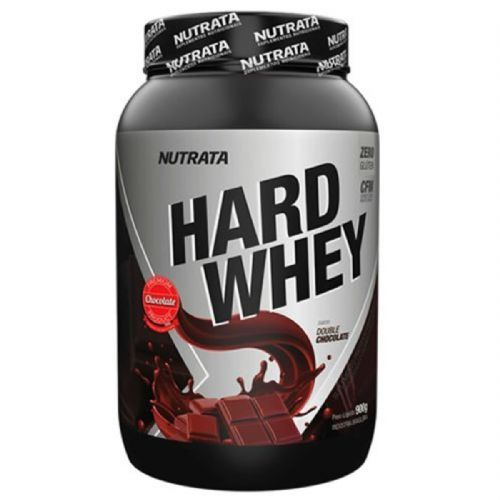 Hard Whey - 900g Double Chocolate - Nutrata no Atacado