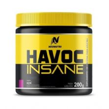 Havoc Insane Pump 250 - 200g Açaí - NeoNutri