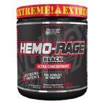 Hemo Rage Black Ultra Concentrado - 171g  Gren Apple- Nutrex