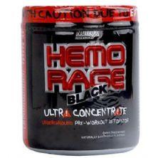 Hemo Rage Black Ultra Concentrado - 171g Fruit Punch - Nutrex