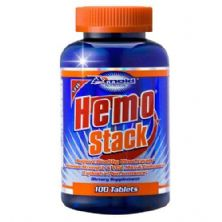 Hemo Stack - 100 Tabletes - Arnold Nutrition ** Vencimento: 30/06/2016