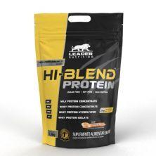 Hi-Blend Protein  - 1800g Refil Amendoim - Leader Nutrition