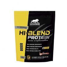 Hi-Blend Protein - 900g Refil Doce de Leite - Leader Nutrition