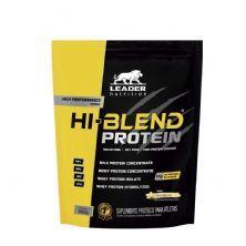 Hi-Blend Protein - 900g Refil Sorvete de Baunilha - Leader Nutrition