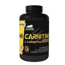 Hi-Carnitine 2000 + Chromium Picolinate - 120 Cápsulas - Leader Nutrition