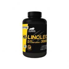 Hi-Linoleic 3000 Óleo de Cartamo - 120 Cápsulas - Leader Nutrition