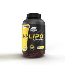 Hi-Lipo Caffeine  - 120 Cápsulas - Leader Nutrition