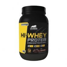 Hi-Whey Protein Concentrate 100% - Chocolate  900g - Leader Nutrition