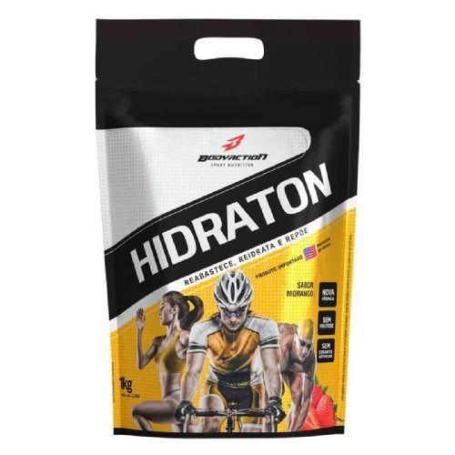 Hidraton - 1000g Morango - BodyAction no Atacado