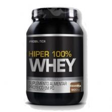 Hiper 100% Whey - 900g Baunilha - Probiotica