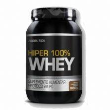 Hiper 100% Whey - 900g Cookies & Cream - Probiotica