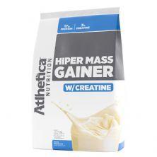 Hiper Mass Gainer - 1.500g Refil Baunilha - Atlhetica Nutrion