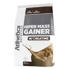 Hiper Mass Gainer - 1.500g Refil Chocolate - Atlhetica Nutrion