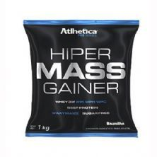Hiper Mass Gainer - 1000g Baunilha - Atlhetica Nutrition