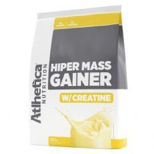 Hiper Mass Gainer - 3.000g Banana - Atlhetica Nutrition