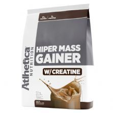 Hiper Mass Gainer - 3.000g Chocolate - Atlhetica Nutrition