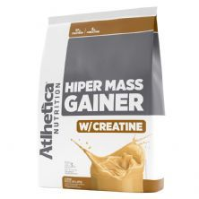 Hiper Mass Gainer - 3.000g Doce de Leite - Atlhetica Nutrition