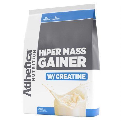 Hiper Mass Gainer - 3000g Baunilha - Atlhetica Nutrition no Atacado