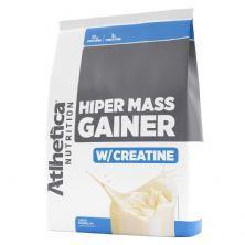 Hiper Mass Gainer - 3000g Baunilha - Atlhetica Nutrition
