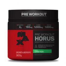 Hórus Pre Workout - 300g Limão Yuzu - Max Titanium