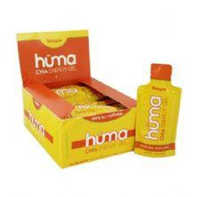 Huma Chia Energy Gel - Cx com 24 - Mangoes 44g - Huma