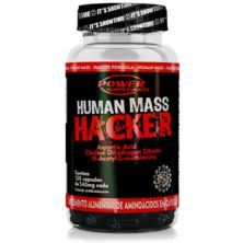 Human Mass Hacker - 120 Cápsulas - Power Supplements