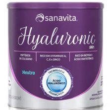 Hyaluronic Skin - 270g Neutro - Sanavita