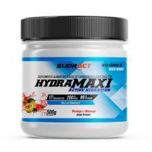 Hydramaxi Isotônico em Pó - 500g Morango com Maracujá - Sudract Nutrition