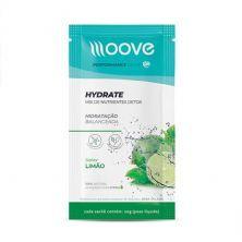 Hydrate - 1 Envelope 20g Limão - Moove Nutrition*** Data Venc. 30/09/2020
